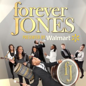 BOUNCE TV FOREVER JONES