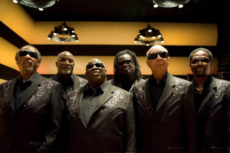 Five Blind Boys get new deal with Sony Masterworks