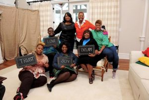 Anointed Pace Sisters on Iyanla