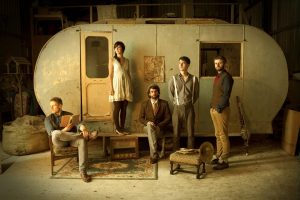 Rend Collective scores big on iTunes