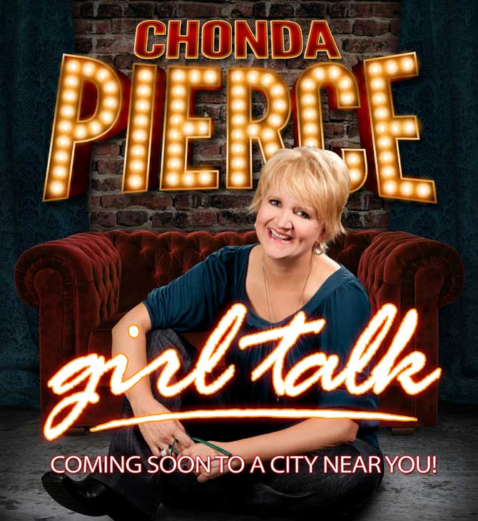Chonda Pierce comedian