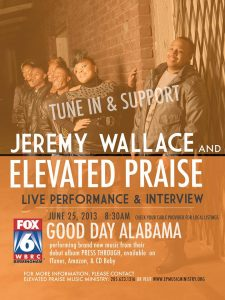 Jeremy Wallace & Elevated Praise