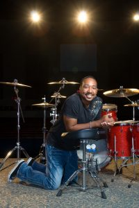 Marvin McQuitty  drummer