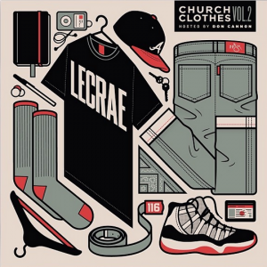 Lecrea is releasing Church  Clothes 2
