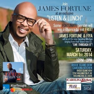 James Fortune (2)