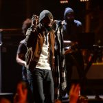 Mali Music inspired the audience with his American Idol performance