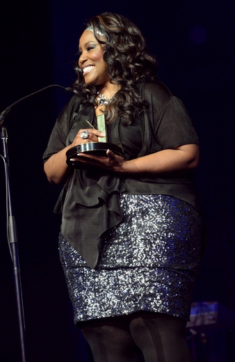 Mandisa wins K-LOVE Fan Awards